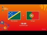 Ilhas Salomão v Portugal   Copa do Mundo FIFA de Futsal de 2021   Partida completa