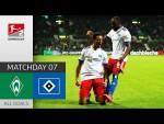 2 Red Cards in a FIERY Nord-Derby | SV Werder Bremen - Hamburger SV 0-2 | All Goals | Bundesliga 2