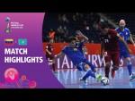 Venezuela v Kazakhstan | FIFA Futsal World Cup 2021 | Match Highlights
