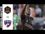 HIGHLIGHTS: Houston Dynamo FC vs. FC Dallas | September 18, 2021