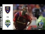 HIGHLIGHTS: Real Salt Lake vs. Seattle Sounders FC | September 18, 2021