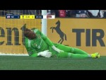 Injured Goalkeeper Makes 3 Huge Saves to Preserve Game (Team out of Subs)