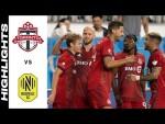HIGHLIGHTS: Toronto FC vs. Nashville SC | September 18, 2021