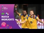 Brazil v Panama | FIFA Futsal World Cup 2021 | Match Highlights