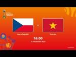 Czech Republic v Vietnam | FIFA Futsal World Cup 2021 | Full Match
