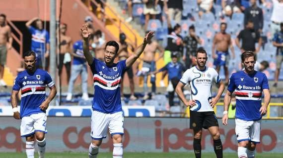 SERIE A - Sampdoria crushes Empoli at on the road