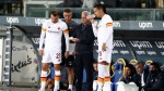 Mourinho suffers first defeat as Roma boss