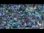 Calentamiento Real Betis vs RCD Espanyol de Barcelona