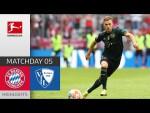 FC Bayern München - VfL Bochum 7-0 | Highlights | Matchday 5 – Bundesliga 2021/22