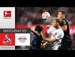 1. FC Köln - RB Leipzig 1-1 | Highlights | Matchday 5 – Bundesliga 2021/22