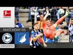 Arminia Bielefeld - TSG Hoffenheim 0-0 | Highlights | Matchday 5 – Bundesliga 2021/22