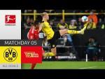 Haaland strikes again! | BVB - Union Berlin 4-2 | All Goals | Matchday 5 – Bundesliga 2021/22