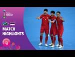 Solomon Islands v Thailand | FIFA Futsal World Cup 2021 | Match Highlights