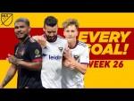 Watch All Goals from Week 26