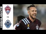 HIGHLIGHTS: Colorado Rapids vs. Vancouver Whitecaps FC   September 19, 2021