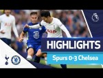 Second half goals give Spurs first home defeat of season   HIGHLIGHTS   Spurs 3-0 Chelsea