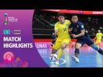 Kazakhstan v Thailand | FIFA Futsal World Cup 2021 | Match Highlights