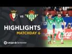 Resumen de CA Osasuna vs Real Betis (1-3)