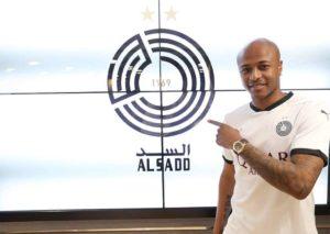Ghana captain Andre Ayew to make Al Sadd debut against Al Sailiya on Sunday
