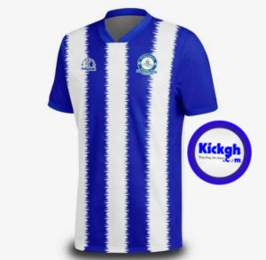 Great Olympics set to unveil new jersey for 2021/22 Ghana football season