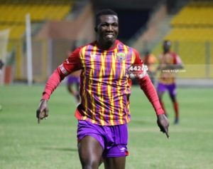 Bibiani Gold Stars complete signing of Abednego Tetteh