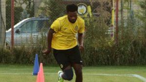 Ghana's Benjamin Tetteh racing  against time to be fit for Yeni Malatyaspor's game against Karagümrük
