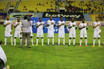 South Africa hopes to take advantage of Ghana's depleted team in the World Cup qualifier.