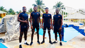 Legon Cities FC sign goalkeeper Eric Ofori Antwi to strengthen squad