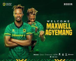 Asante Kotoko sign Maxwell Agyemang from Wamanafo Mighty Royals