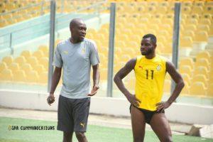 Mubarak Wakaso express appreciation to CK Akonnor after Black Stars sacking