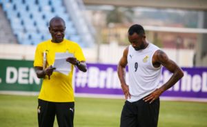 Honoured Ghana coach CK Akonnor keen on sealing World Cup qualification with Black Stars