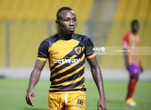 Asante Kotoko express interest in signing David Abagna from AshantiGold