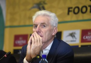 South Africa coach Broos prevented from watching Pirates-Sundowns match