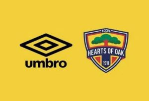 Hearts of Oak to take delivery of new sets of Umbro jerseys ahead of 2021/2022 season