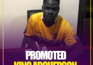 Medeama youngsters King Archerson and Kofi Asmah pen first professional contracts