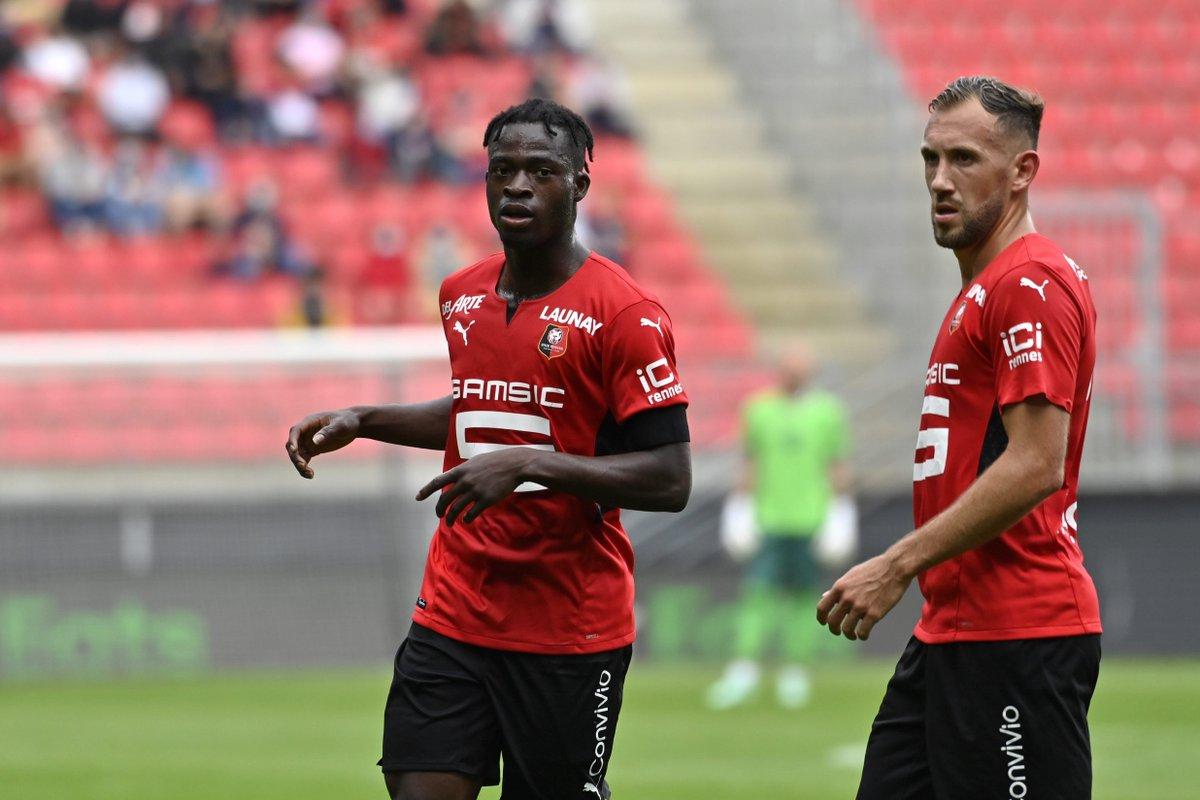 Kamaldeen Sulemana nets twice in Rennes heavy win against Clermont Foot