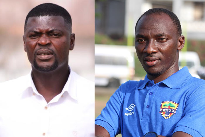 CAF validates Hearts of Oak head and assistant coaches