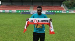 Nana Babil signs new Medeama contract, joins NK Aluminij on loan