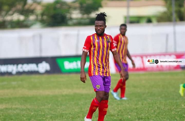 Hearts of Oak will bounce back ahead of CAF Champions League tie against CI Kamsar - Nurudeen Aziz