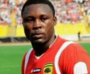 Former Kotoko defender Godfred Yeboah to be buried in a boot-shaped coffin today