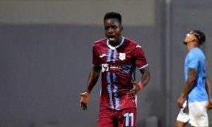 Ghana Players Abroad