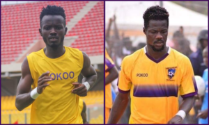 Medeama SC announce transfer of Richard Boadu and Samuel Appiah to Kotoko