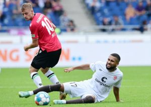 Daniel Kofi Kyereh recovers from injury to provide a major squad boost for St. Pauli ahead of Ingolstadt game