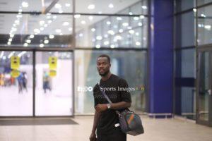 Asante Kotoko target Richard Boadu departs Ghana to hold trials with Serbian side Partizan Belgrade