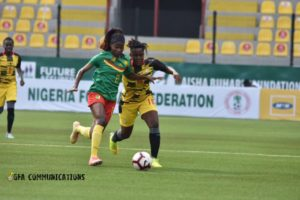 Aisha Buhari Cup: Black Queens beat Cameroon to end tournament on high