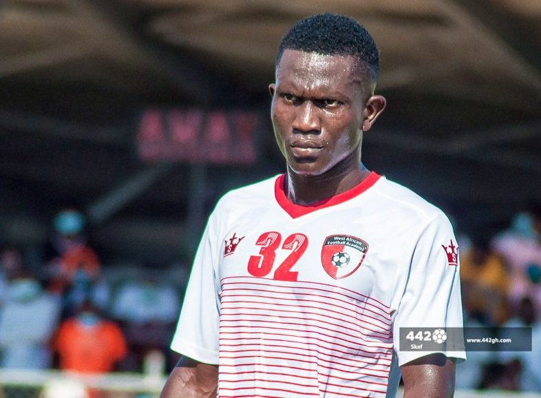 There's been a formal approach from Kotoko for my service - Justus Torsutsey