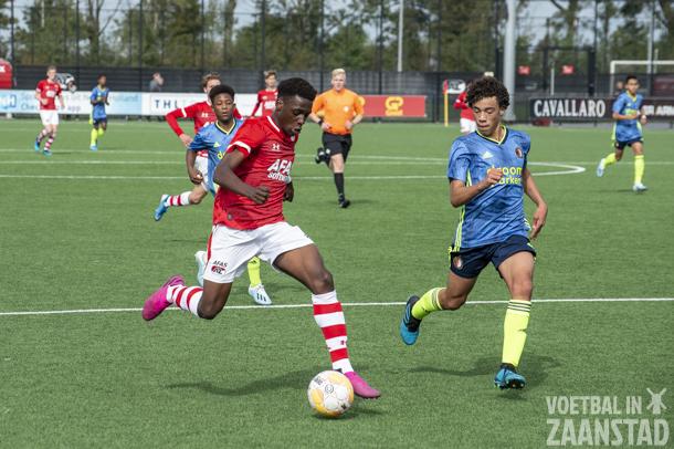 AZ Alkamaar will miss Ernest Poku against Go Ahead