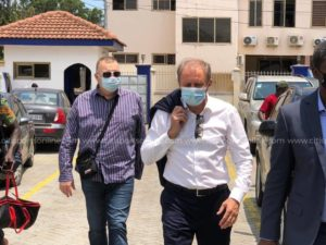 Milovan Rajevac spotted at GFA headquarters ahead of official appointment as Black Stars coach