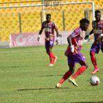 2021/22 CAF CL qualifiers: Kofi Kordzi and Salim's goals send Hearts to next round