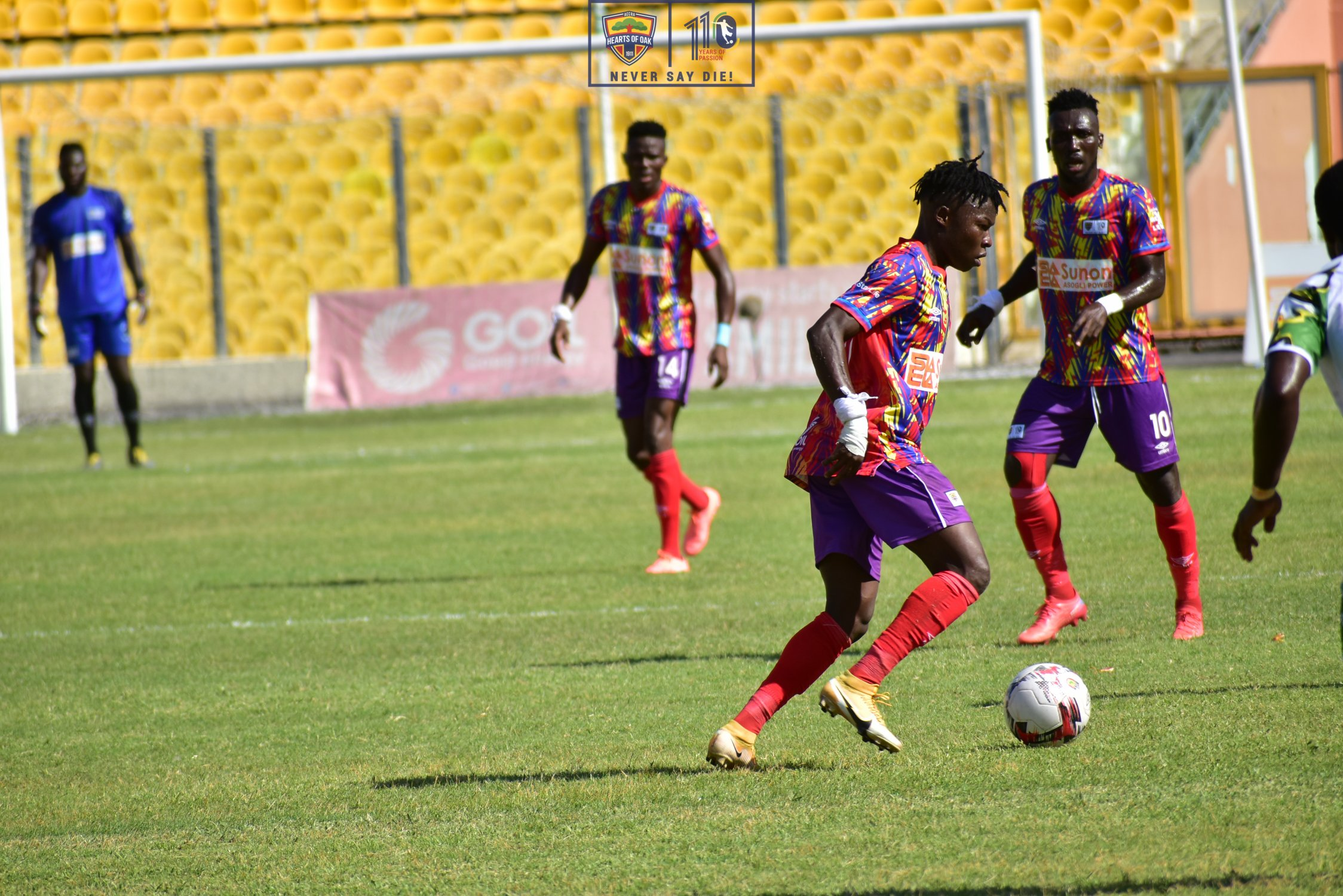 CAF Champions League play-offs: Hearts of Oak eye win over WAC of Morocco in first leg
